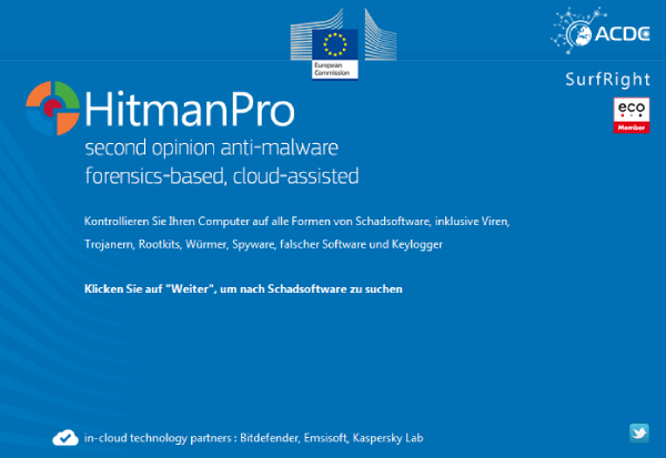 adware cleaner, meilleur adware cleaner, outil de suppression de hitmanpro, adwcleaner