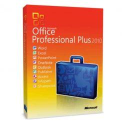 Clé de produit Microsoft Office 2010