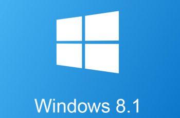 Clé de produit Windows 8.1