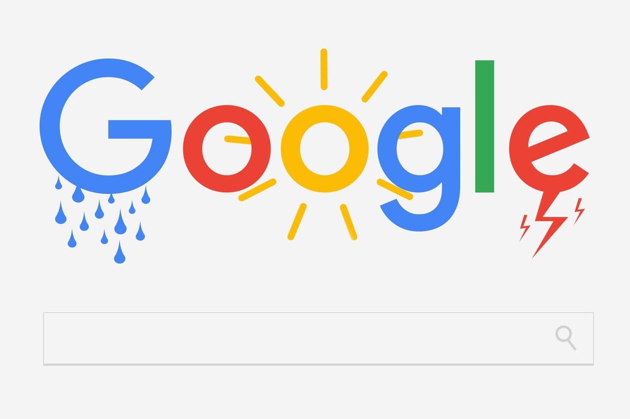 Météo Google en France : toujours plus de questions et de réponses dans les SERP