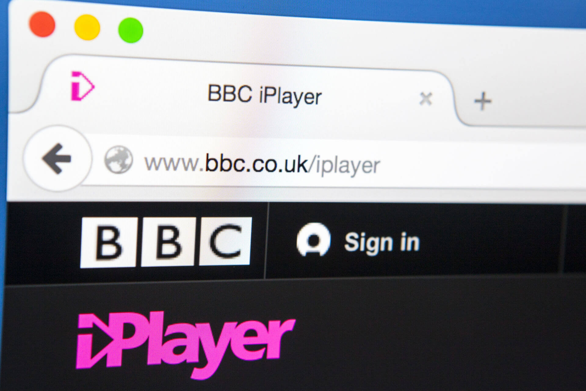 BBC iPlayer bloquant le VPN