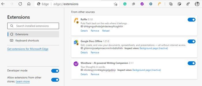 Comment faire fonctionner Flash dans Chrome, Edge, Firefox maintenant