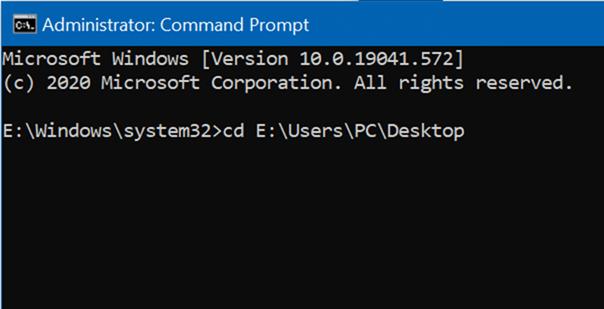 Désactiver l'en-tête des paramètres Windows 10 pic3