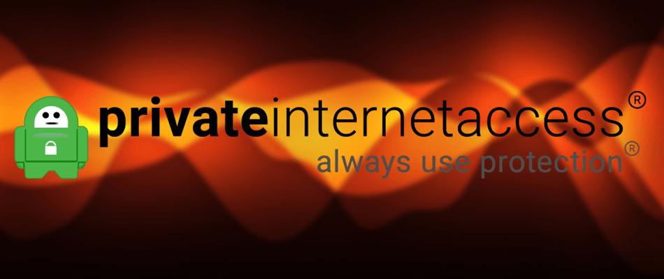 saisir un accès Internet privé