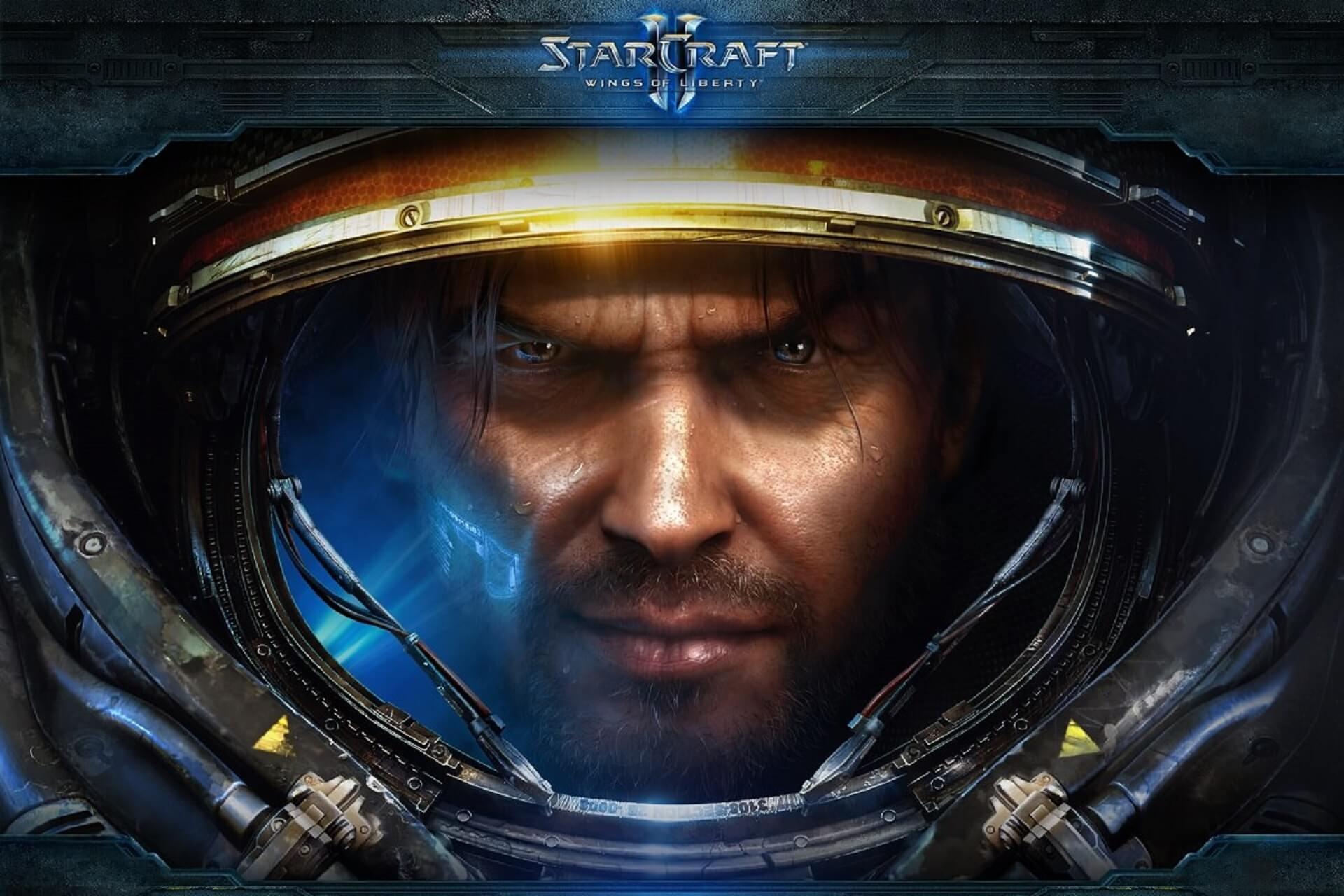 VPN Starcraft II