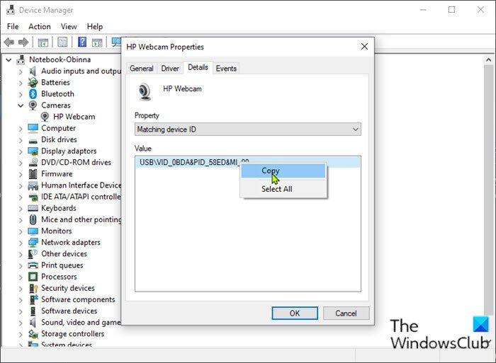 Utilisez PowerShell pour rechercher et désactiver Webcams-1