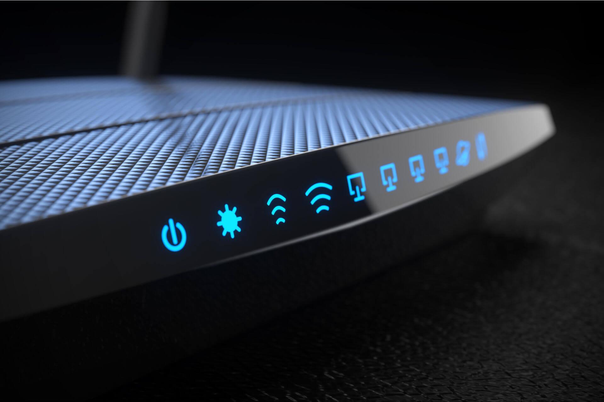 VPN ne fonctionne pas via le routeur