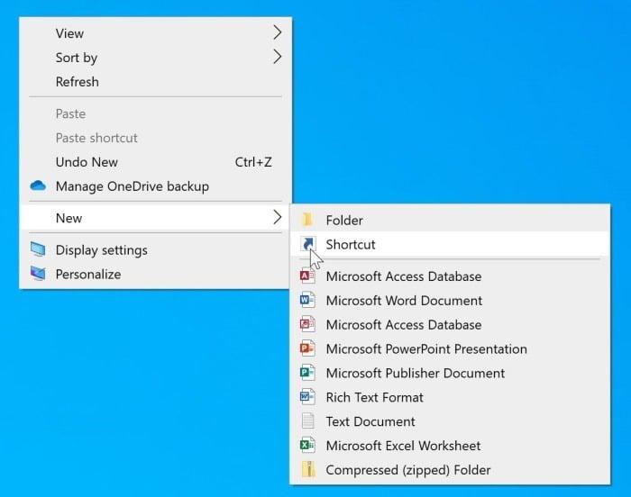 ajouter l'option de verrouillage au démarrage et à la barre des tâches dans Windows 10 pic1