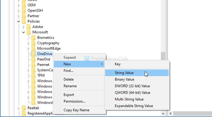Afficher une notification aux utilisateurs pour déplacer les dossiers connus de Windows vers OneDrive