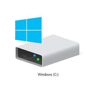 C la lettre de lecteur système Windows par défaut