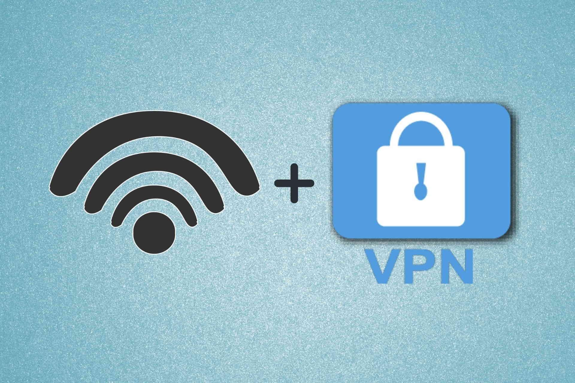 Impossible d'accéder au VPN sur le WiFi public
