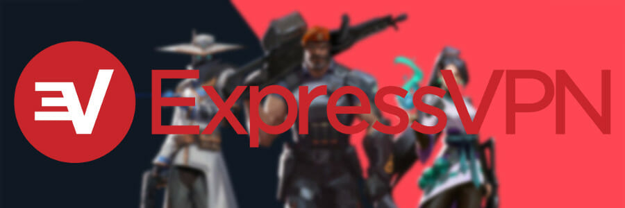 utiliser ExpressVPN pour Valorant