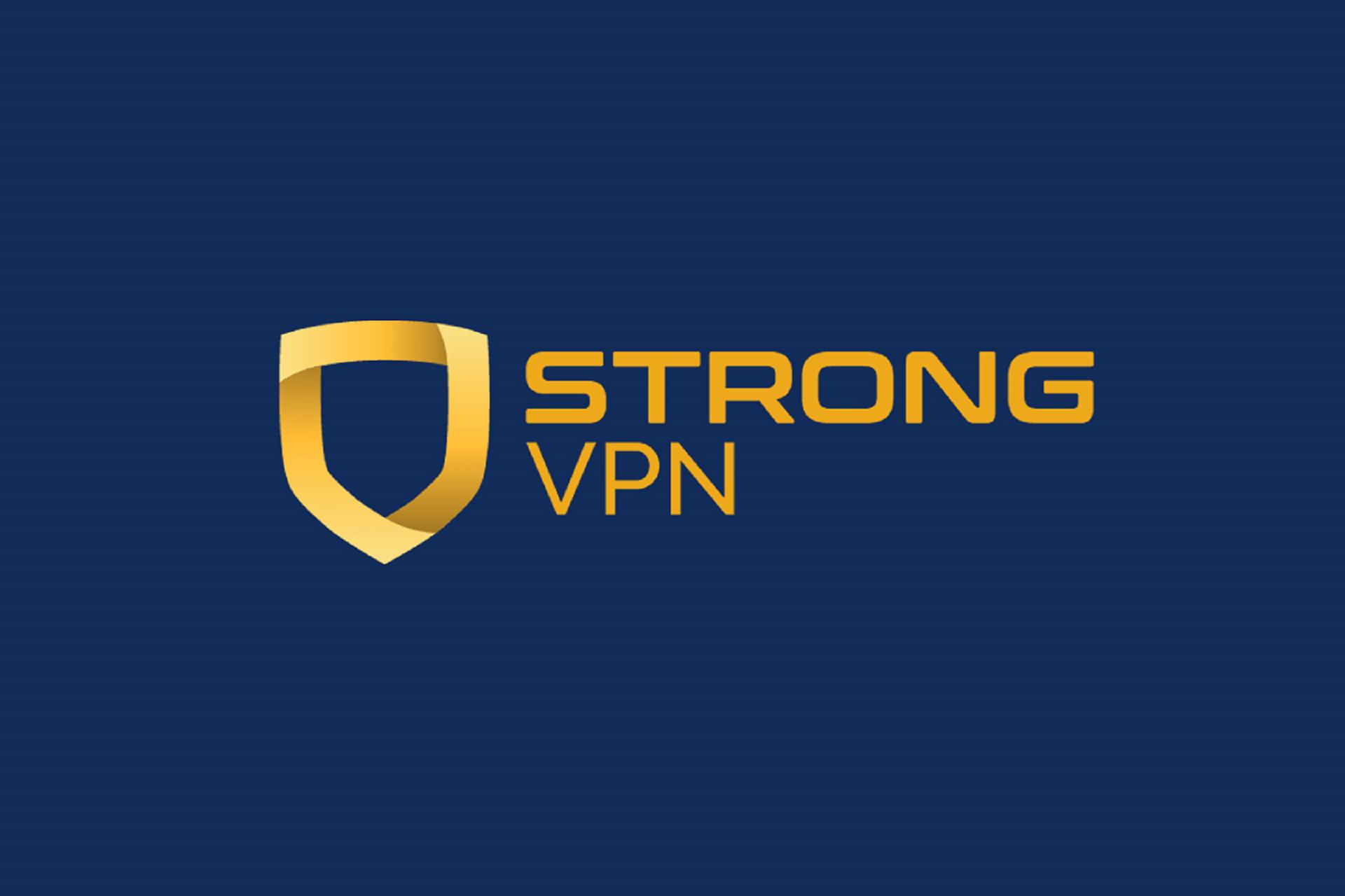 La connexion StrongVPN a échoué