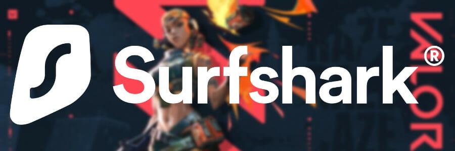 utiliser Surfshark pour Valorant