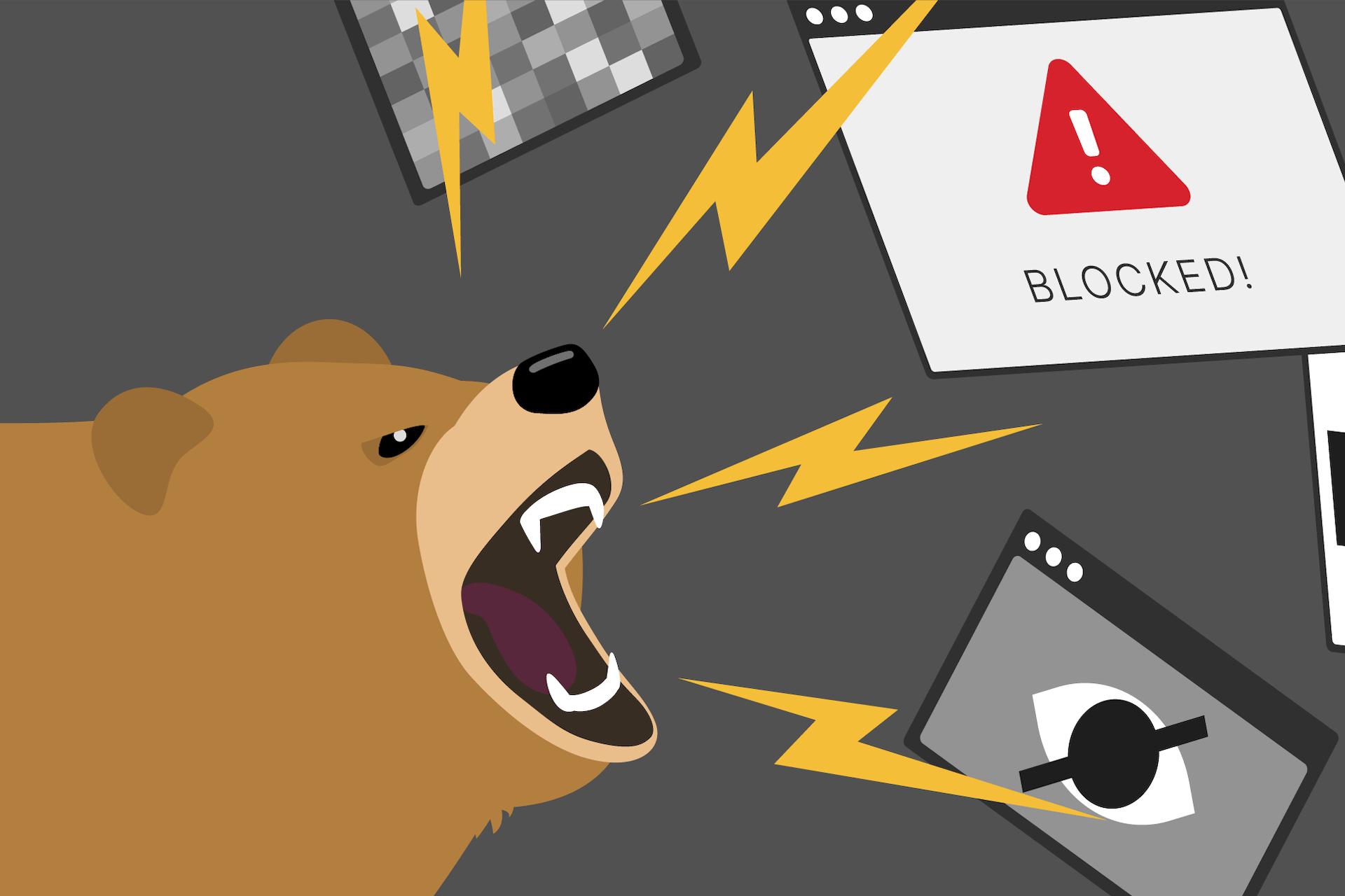 Erreur Netflix VPN TunnelBear
