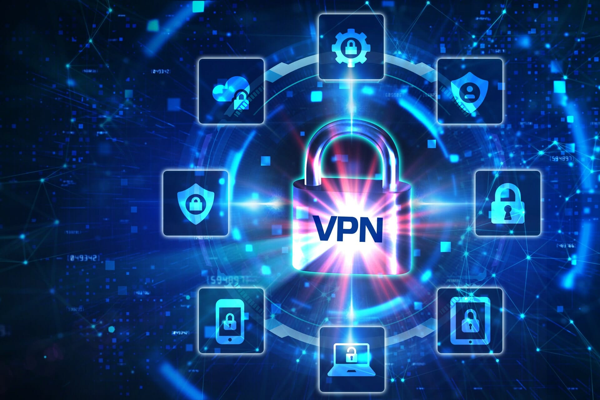 comment changer le mot de passe VPN dans Windows 10