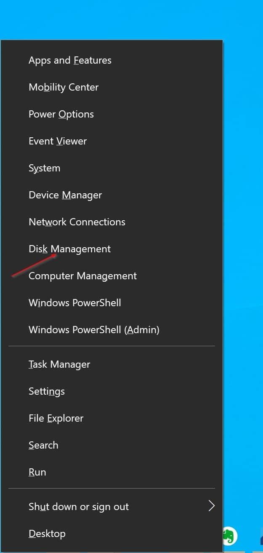 vérifier si un disque est GPT ou MBR dans Windows 10 pic1