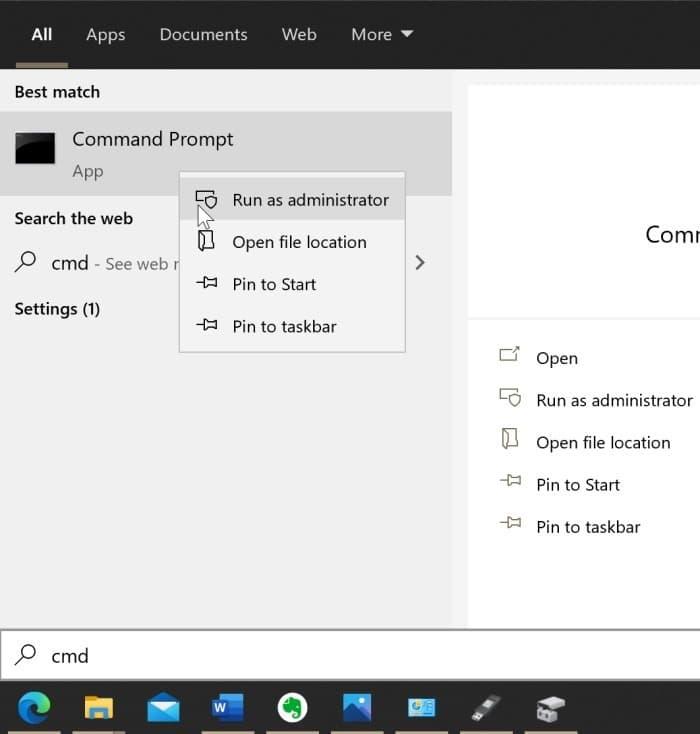 vérifier si un disque est GPT ou MBR dans Windows 10 pic5
