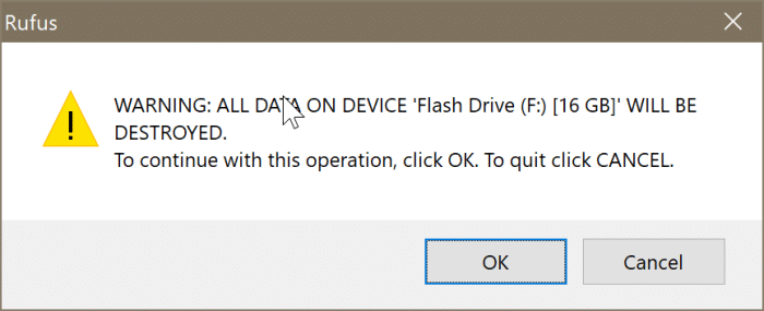 créer Ubuntu Live USB sur Windows 10 PC pic2