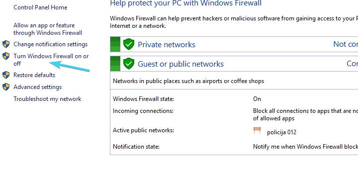 vpn express bloqué lors de la connexion