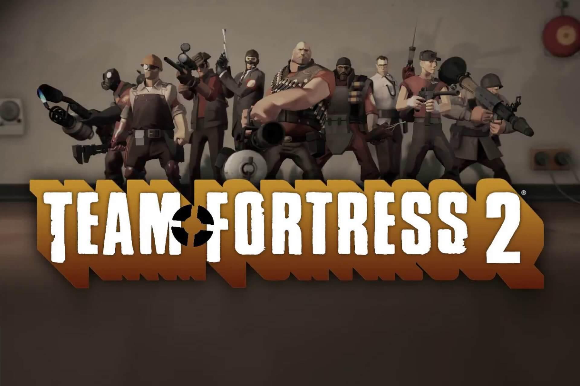 réduire le ping dans Team Fortress 2 avec VPN