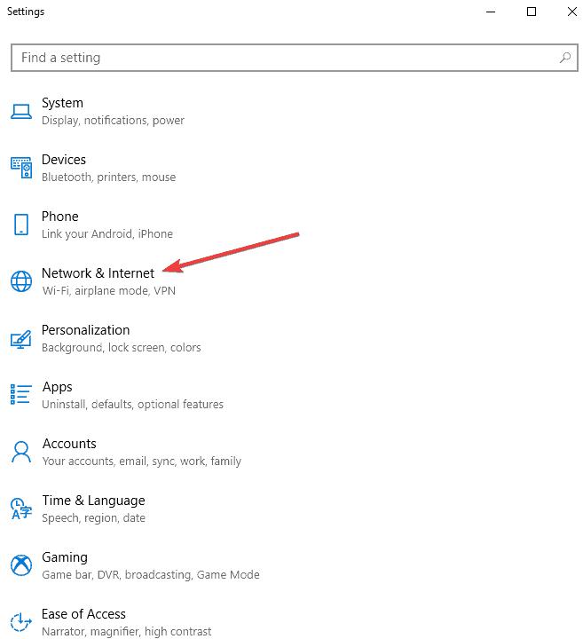 Surface Pro ne se connecte pas au WiFi Windows 10