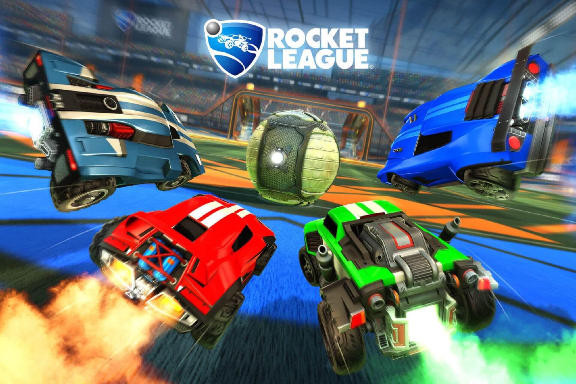 Perte de paquets Rocket League