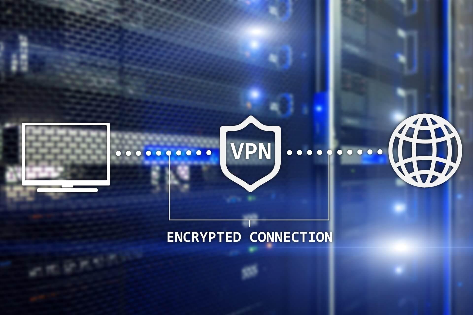 Impossible de se connecter aux problèmes de VPN