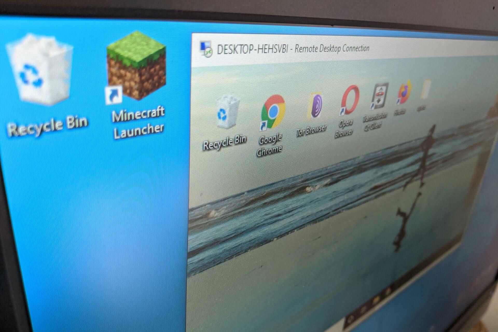 comment configurer VPN avec Remote Desktop sur Windows 10