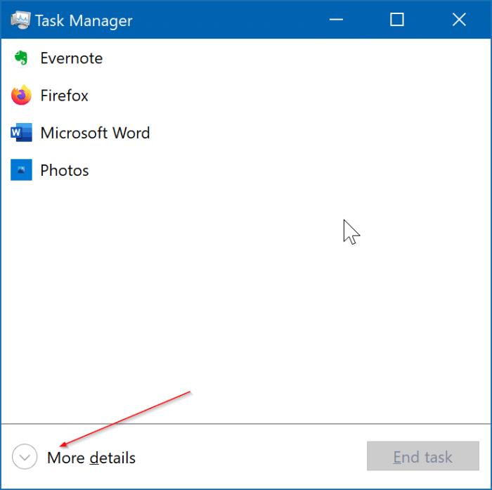 afficher tous les programmes de démarrage dans Windows 10 pic2
