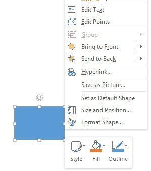 modifier l'organigramme de texte